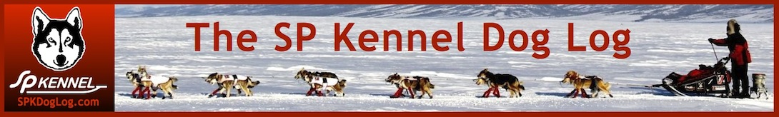 The SP Kennel Dog Log