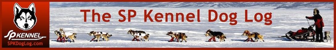 The SP Kennel Dog Log