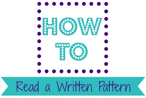 Stephies Corner Crochet 101 Read A Written Pattern