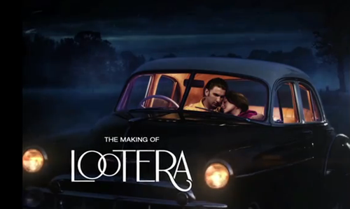Making of Lootera - Ranveer Singh & Sonakshi Sinha - Part - 1