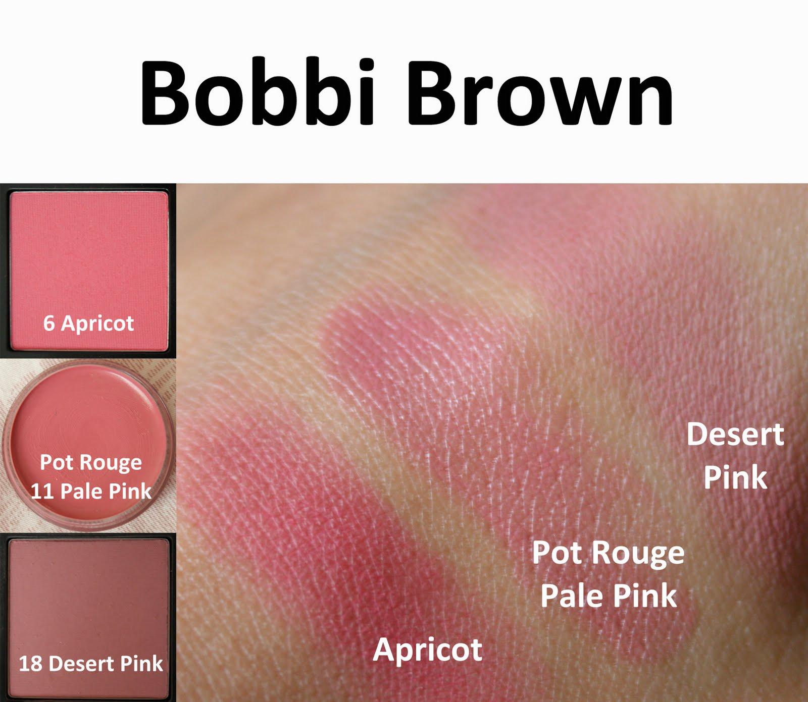 A Cup Of Beauty My Blush Collection 1 Nars Illamasqua Bobbi Brown Chanel Amp Estee Lauder