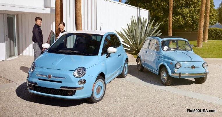new fiat 500 1957 edition pricing announced fiat 500 usa. Black Bedroom Furniture Sets. Home Design Ideas