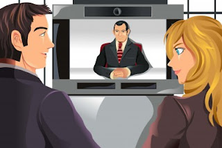 business video conference image