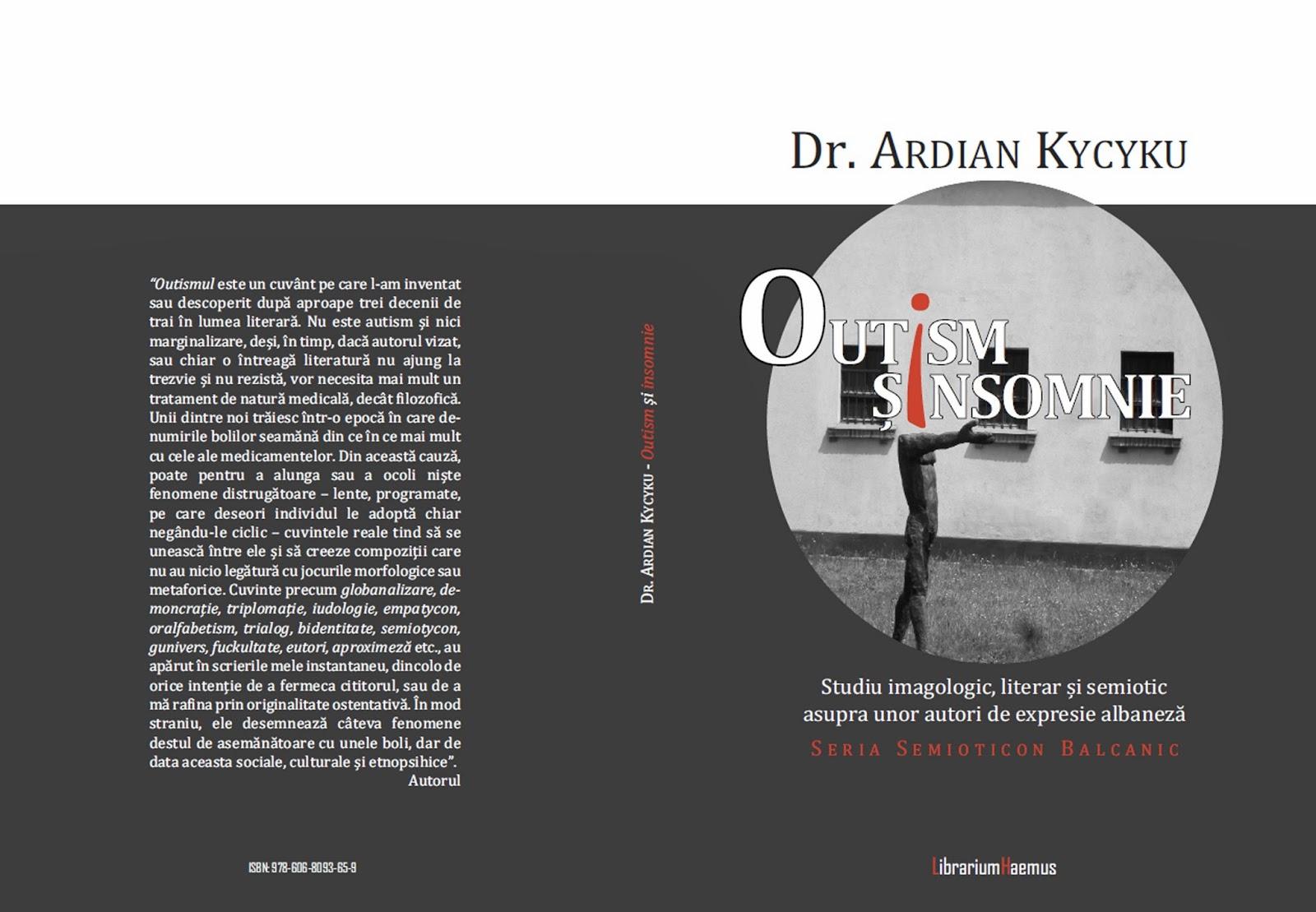 Dr. Ardian Kycyku: Outism şi insomnie