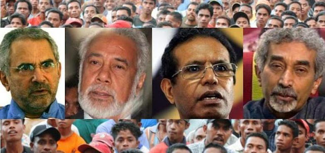CONVERGÊNCIA DEMOCRÁTICA, O CAMINHO PARA MAIS UM SONHO TIMORENSE