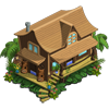 FarmVille Hawaiian Cottage