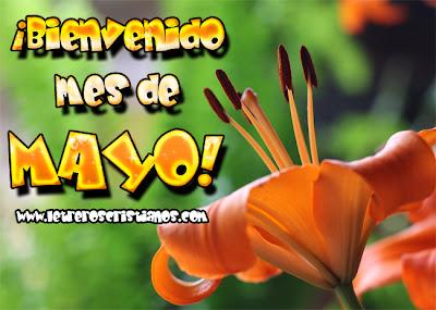 BIENVENIDO, MAYO.  MES DE LAS FLORES. Imagen+feliz+mes+de+mayo+02