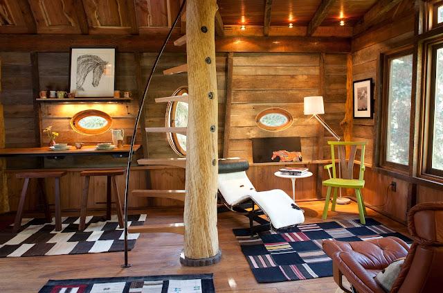 La casa sull 39 albero per grandi e bambini blog di arredamento e interni dettagli home decor - La casa sull albero mobili ...
