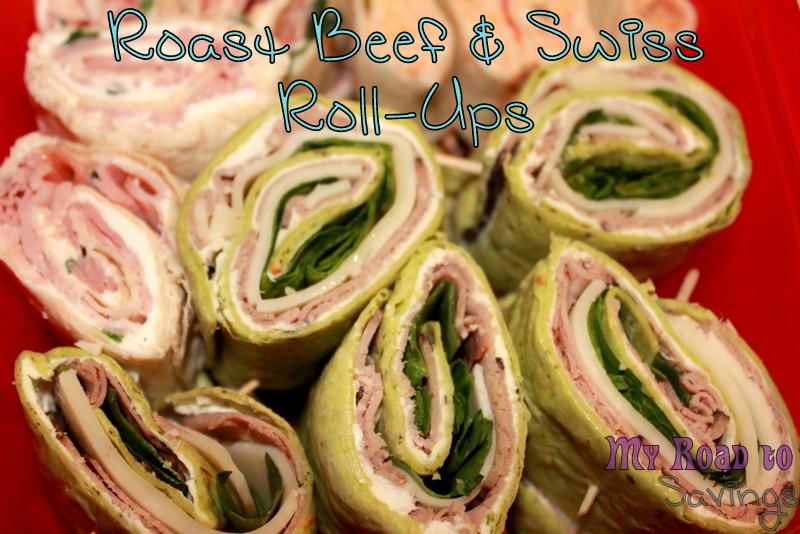 are endless salsa roll ups and polish rose roll ups