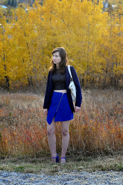 Crop Top, Autumn Fashion
