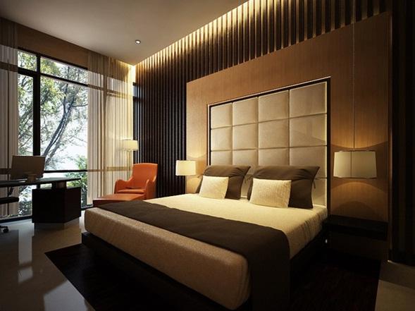 Modernos en Marrón y Crema  Decoración Dormitorios y Habitaciones