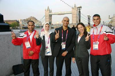 Palestina nas Olimpíadas de Londres - 2012