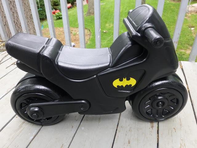 craft, kids, bike, superhero, Bat Man,