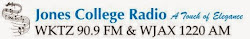 WKTZ - Jones College Radio, Jacksonville, Fla.