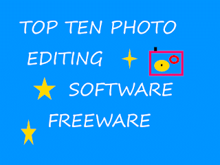 Top 10 image Editing free software