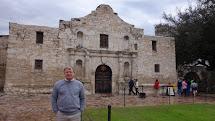 Before the Alamo Texas