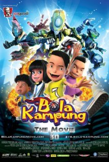 Bola Kampung The Movie (2013) DVDRip 480p 375MB