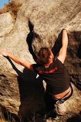 Sebastian's climb