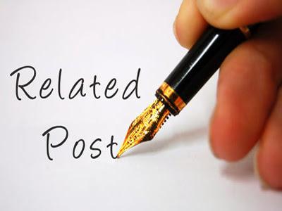 Memasang Artikel Terkait atau Related Posts pada Postingan
