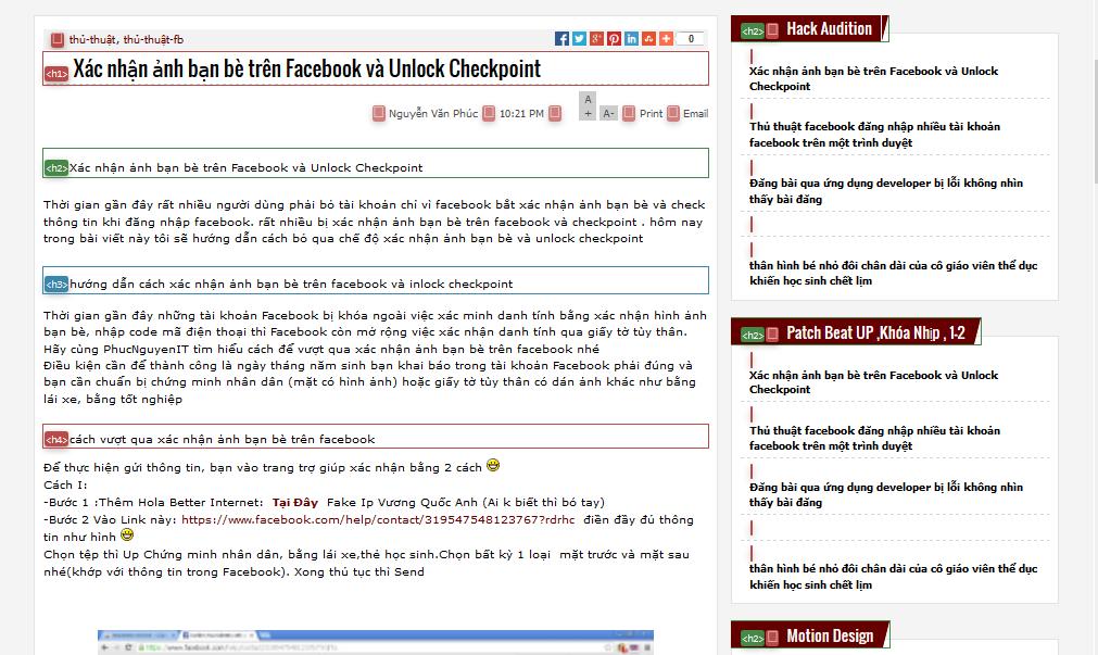 mẫu responsive blogger free