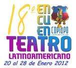 Encuentro de Teatro Latinoamericano COPIAPO - Chile
