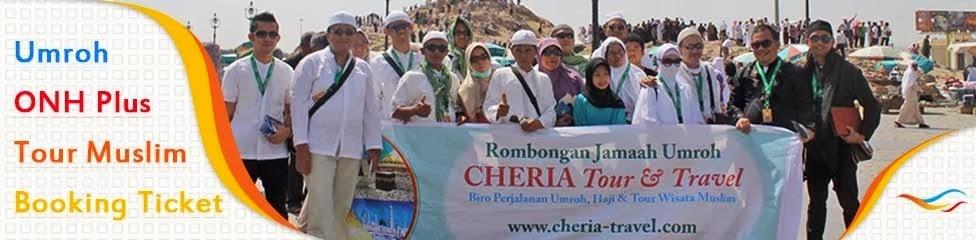 Paket Wisata Tour Muslim | Liburan Murah Mancanegara | Cheria Travel