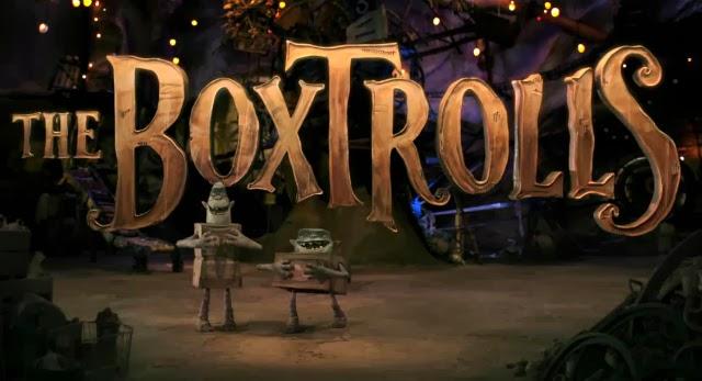 """Imágenes de la película """"The Boxtrolls""""."""