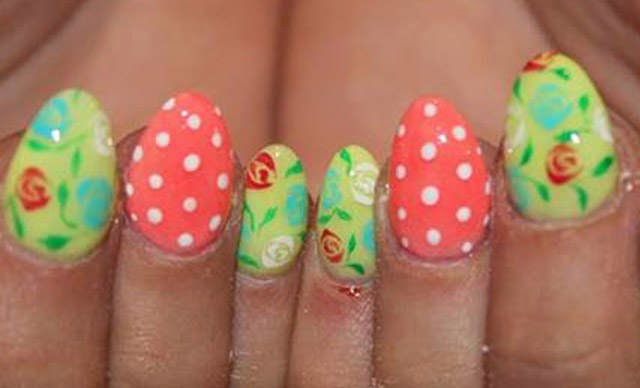Summer nail design nail designs summer nail designs will make you look cheerful and happier it makes you prepared for your happy summer 2014 this season usually knows as the best moment prinsesfo Image collections