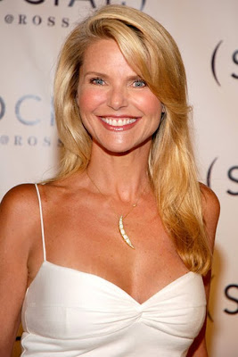 Christie Brinkley Diamond Pendant