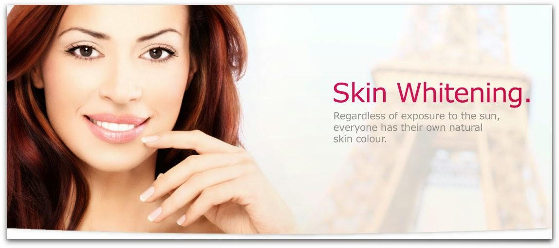 skinin whitening