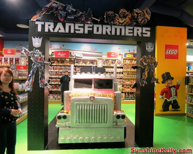 Hamleys Toy Shop In Malaysia , hamleys, toys store, toys, hamleys bear, transformer