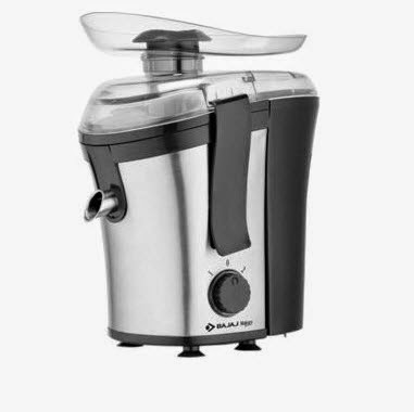 Pepperfry: Buy Bajaj Majesty Juice Extractor Jex 15 (Ss) at Rs. 2047
