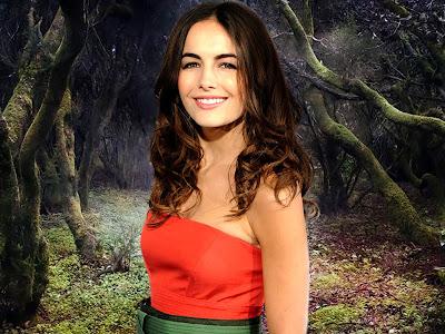 Camilla Belle New HD Wallpaper