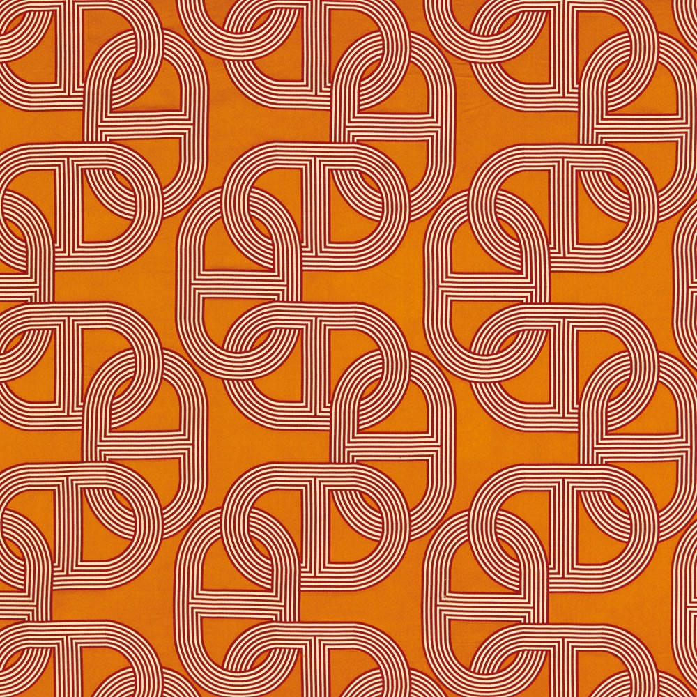 Horse country chic hermes wallpaper and fabric collection for Fabric pattern