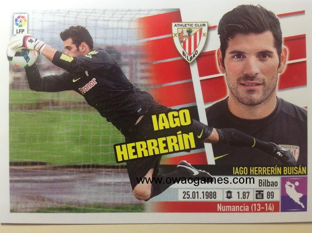 Liga ESTE 2013-14 Ath. Bilbao - 2B - Coloca - Iago Herrerín
