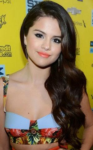 Selena Gomez American Singer