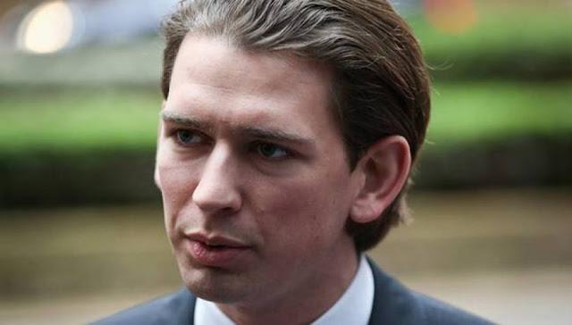 """Αλητεία με ανάληψη πολιτικής ευθύνης: O Αυστριακός υπουργός Εξωτερικών και Ενσωμάτωσης, Σεμπάστιαν Κουρτς είπε την ηλιθιότητα της χρονιάς: """"Η Ελλάδα φταίει για το μεταναστευτικό"""""""