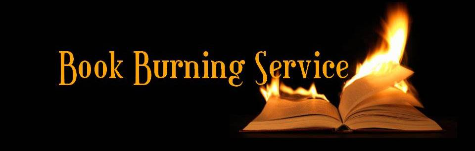 Book Burning Service