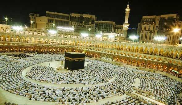 Paket Umroh Ramadhan 2015, haru malam seribu bulan