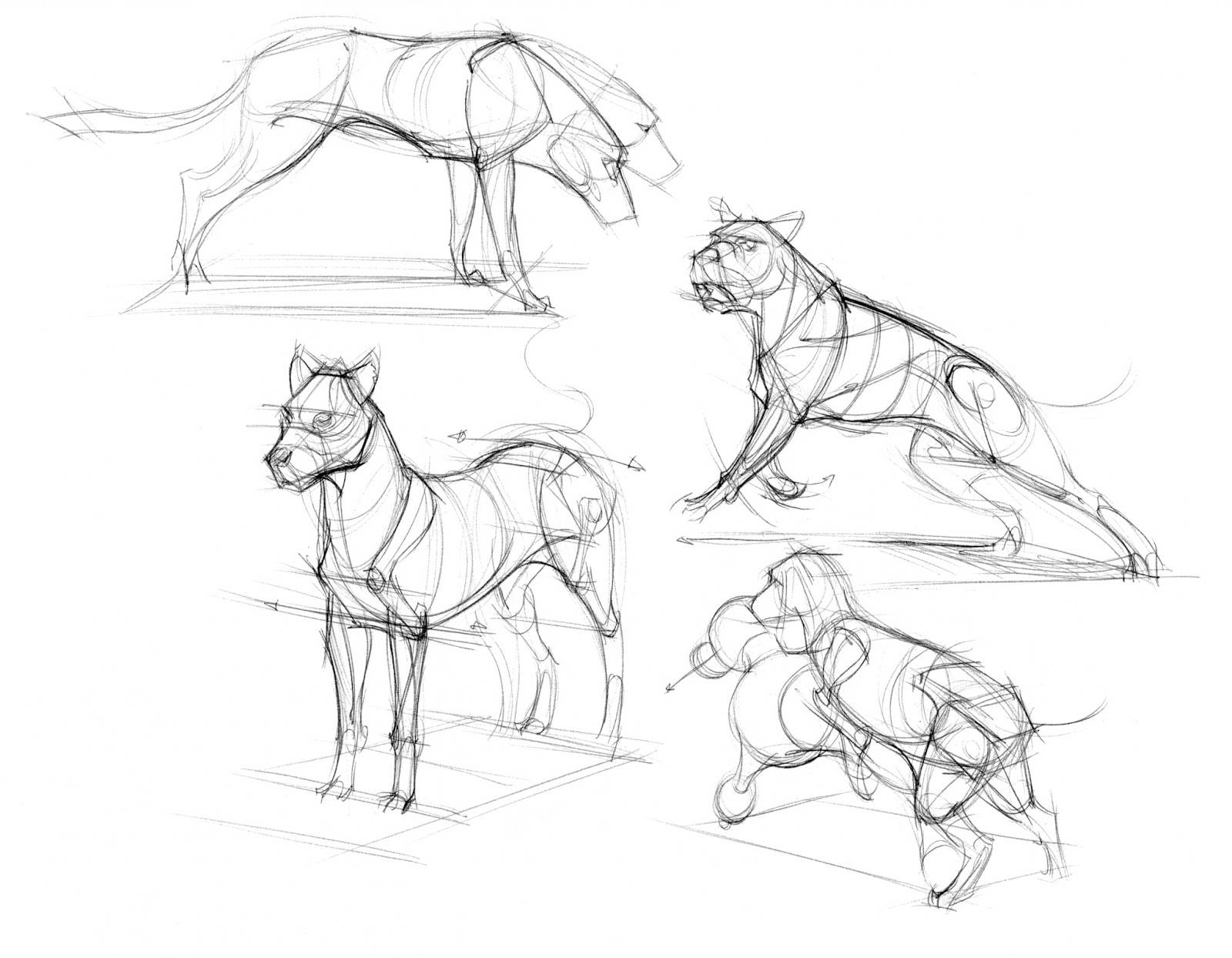 figuredrawinginfo news thinking gesture in figures and
