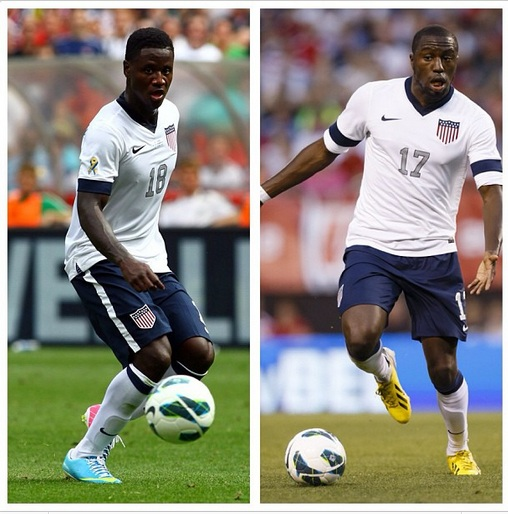 Eddie Johnson Jozy Altidore