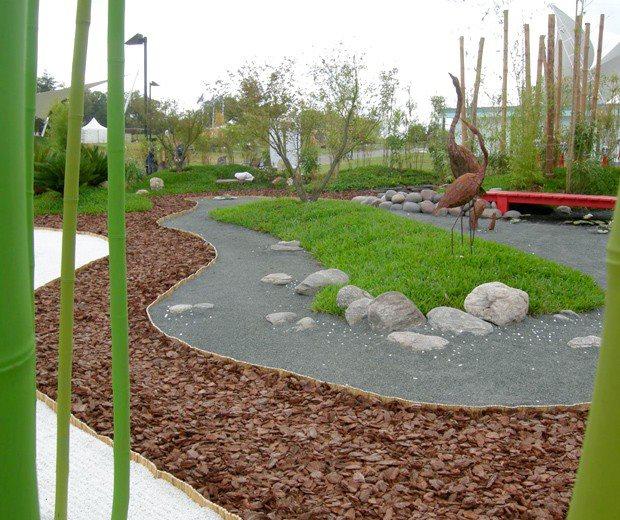 Vida jard n jardines peque os con encanto for Como decorar parques y jardines