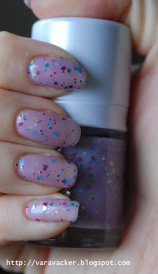 naglar, nails, nagellack, nail polish, tony moly, lila, purple, glitter