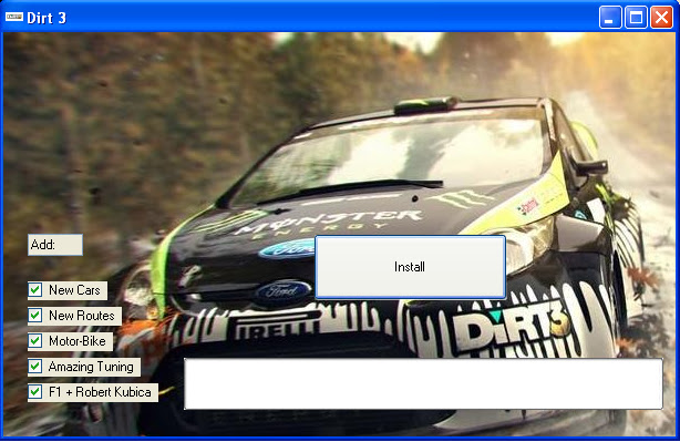 Жанр: Arcade / Racing (Cars) / Simulator / 3D Разработчик: Codemasters Изда