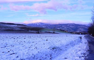 Valdarno neve