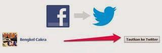Cara Membuat Artikel Otomatis Share di Facebook dan Twitter