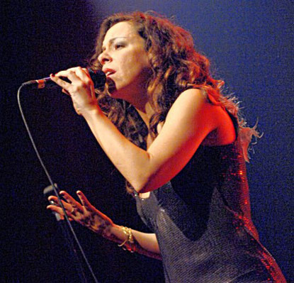 miss universe 2011 bebel gilberto music