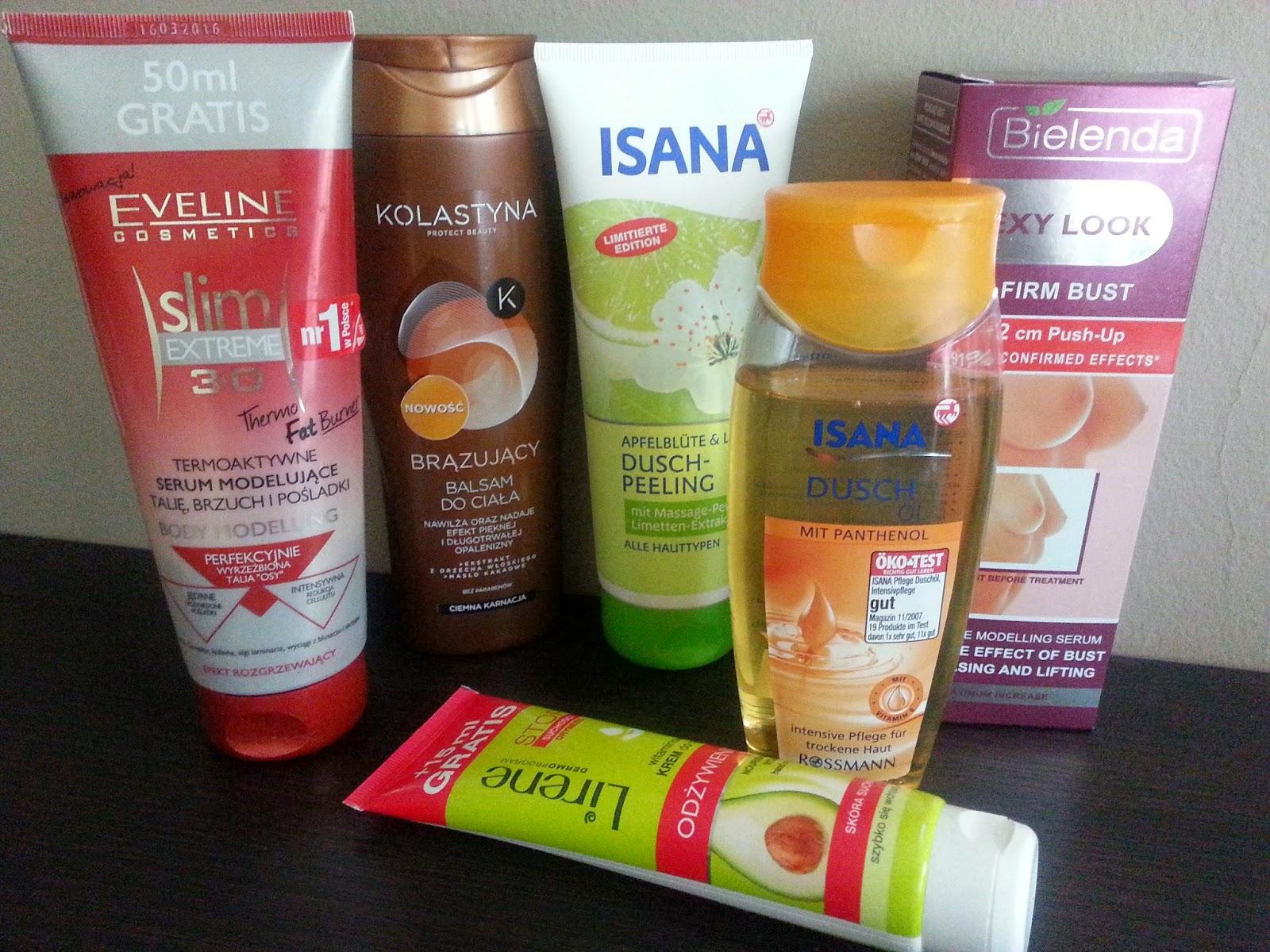 Сегодня пост о косметике wellness beauty