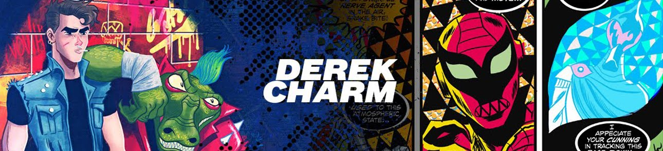 derek charm