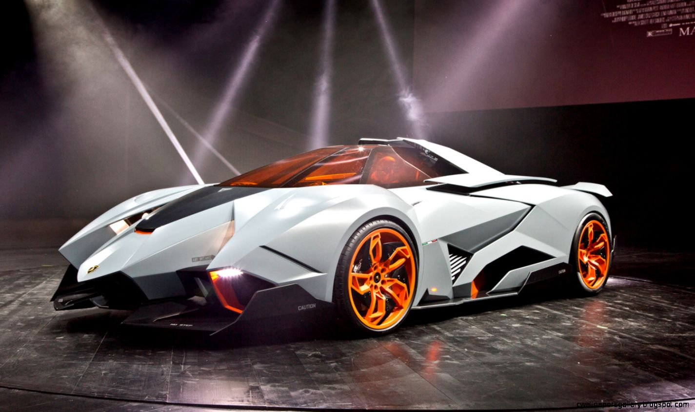 Lamborghini Egoista Wallpaper Hd | Wallpapers Gallery